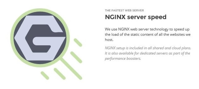 SiteGround NGINX Server