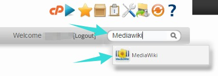 MediaWiki auto-suggestion
