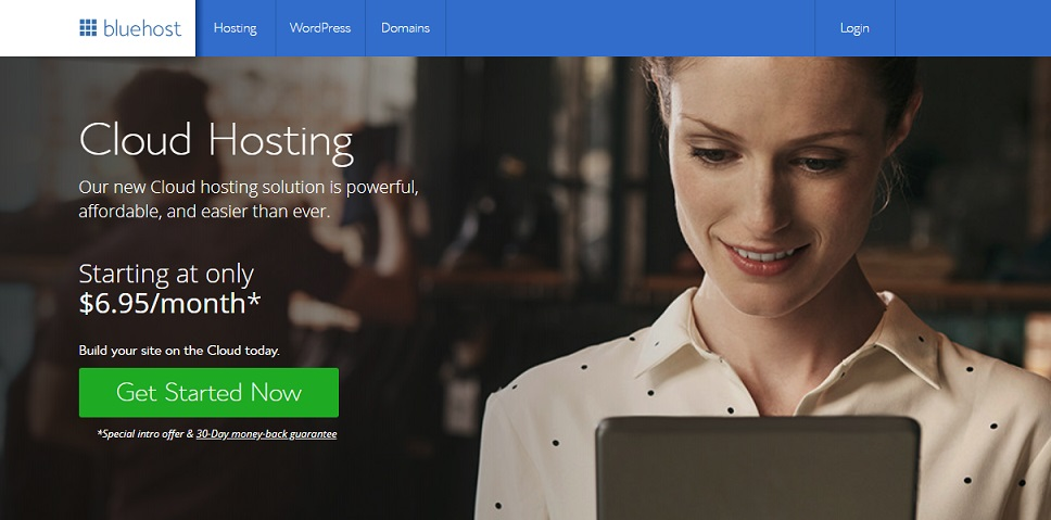 Bluehost Cloud Hosting Review