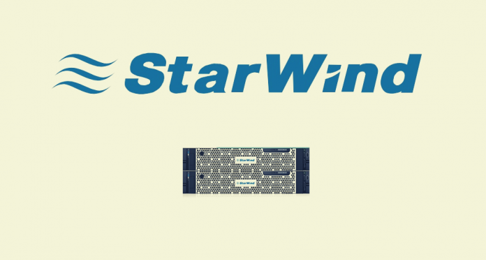vCenter Server Build with a Starwind iSCSI Target