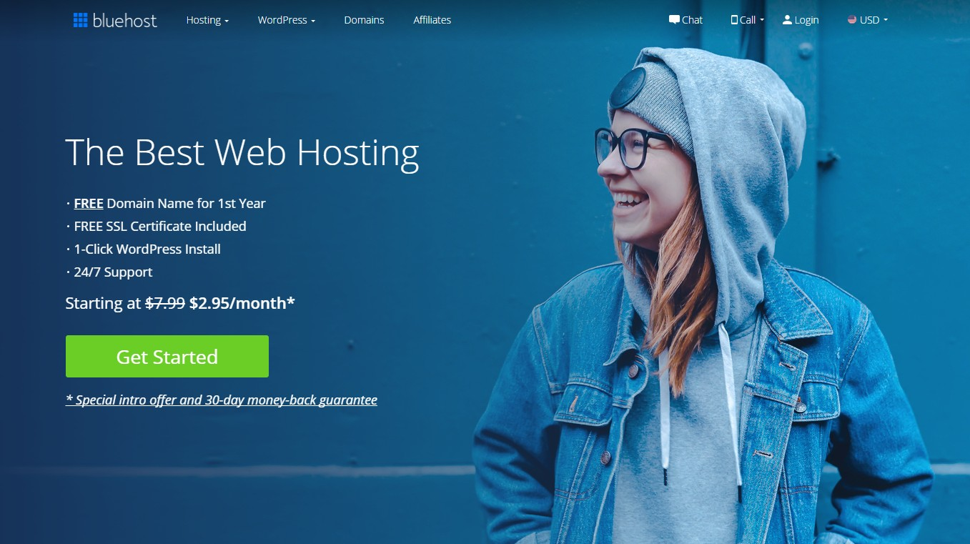Best Web Hosting for Small Business Buehost