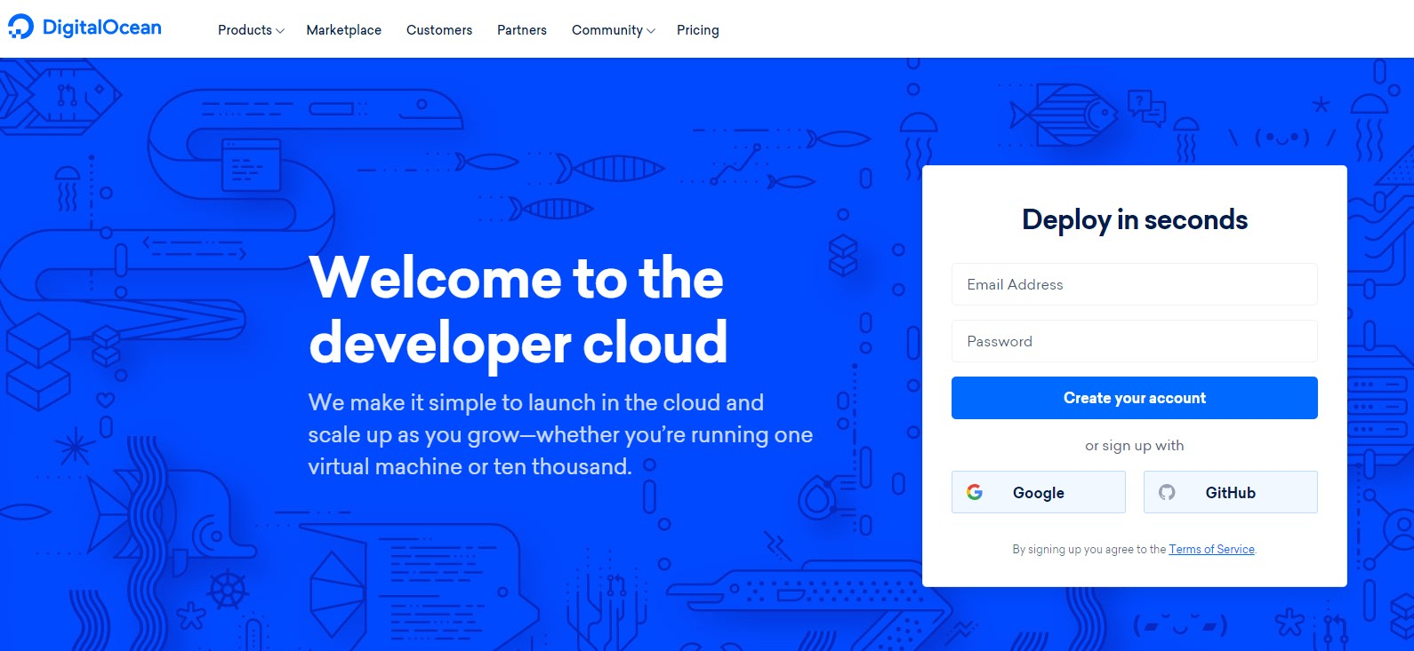 Best Web Hosting for Small Business DigitalOcean