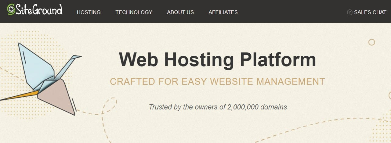 Free vs Paid Hosting For Malaysia Web Hosting: SiteGround